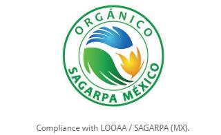 SAGARPA MXICO CERTIFICATION