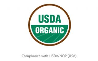 usd organic certification